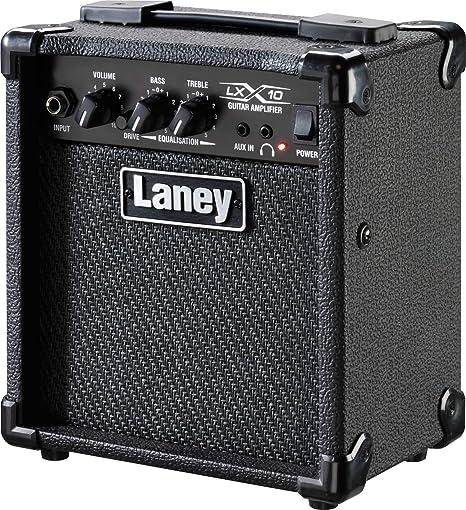 Laney LX10 - Amplificador, 10 W: Amazon.es: Instrumentos musicales