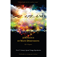 FLATLAND - A Romance of Many Dimensions (The Distinguished Chiron Edition) (English Edition)