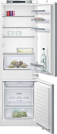 Siemens KI86NVS30 Einbaukühlschrank 255l A++ Weiß Kühlschrank Und  Gefrierfach 255 L, SN ST,