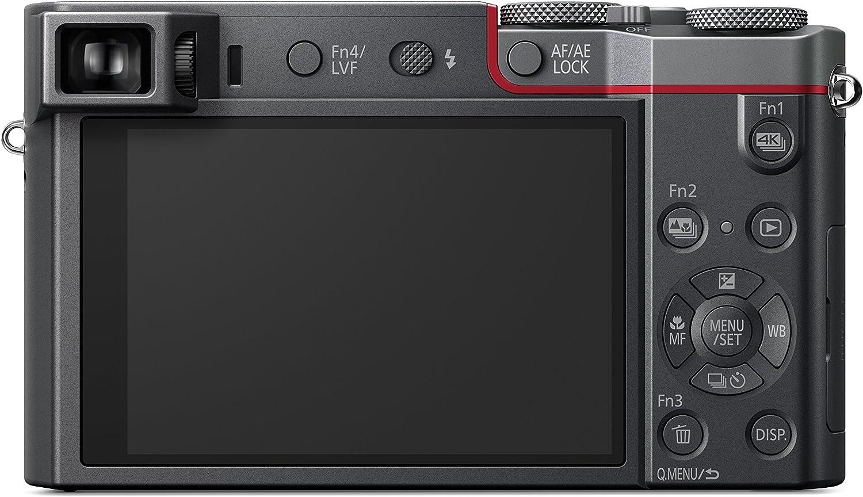 Panasonic Lumix Dmc Tz101egs Travelzoom Kamera Kamera