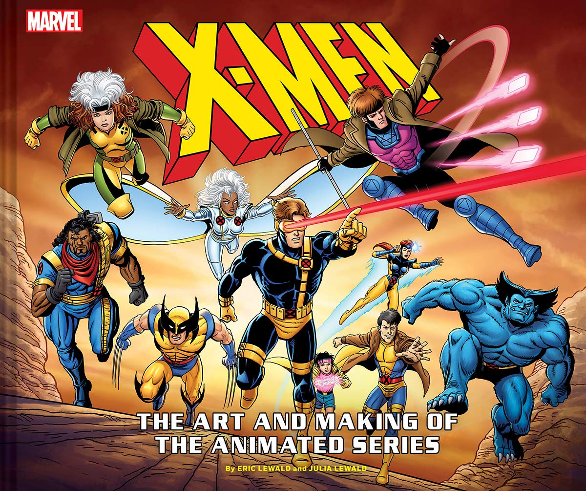 Amazon Opens Pre-Orders For X-Men: The Art and Making of The Animated Series