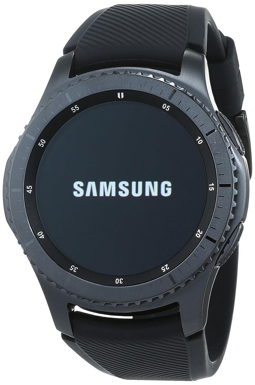 Samsung Gear S3 Frontier Smartwatch, IP68, 4 GB, Grigio [Importato dalla Germania]