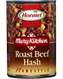 Hormel Roast Beef Hash, 15-Ounce (Pack of 6)
