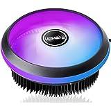 Novonest 92mm RGB LED CPUクーラー AURA Sync対応 トップフロータイプ 空冷 [Intel/AMD両対応] 【ACC92RGB】