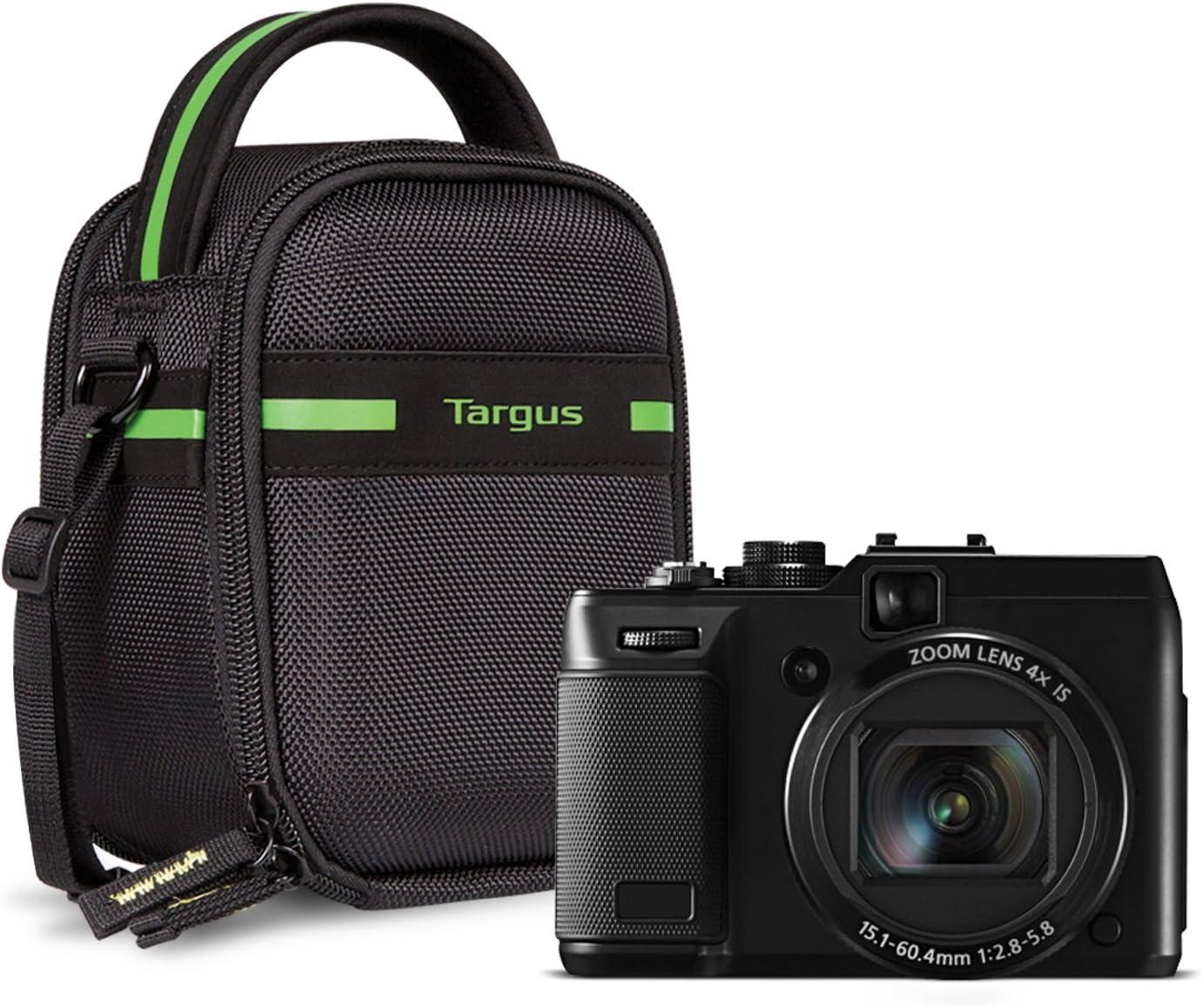 Black Targus TGC-EV510 High//Fixed Lens Camera Case