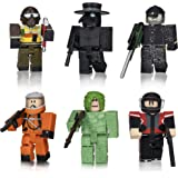 Roblox Legends Of Roblox Six Figure Pack Lot Stop Amazon Com Roblox Action Collection Legends Of Roblox Six Figure Pack Includes Exclusive Virtual Item Toys Games