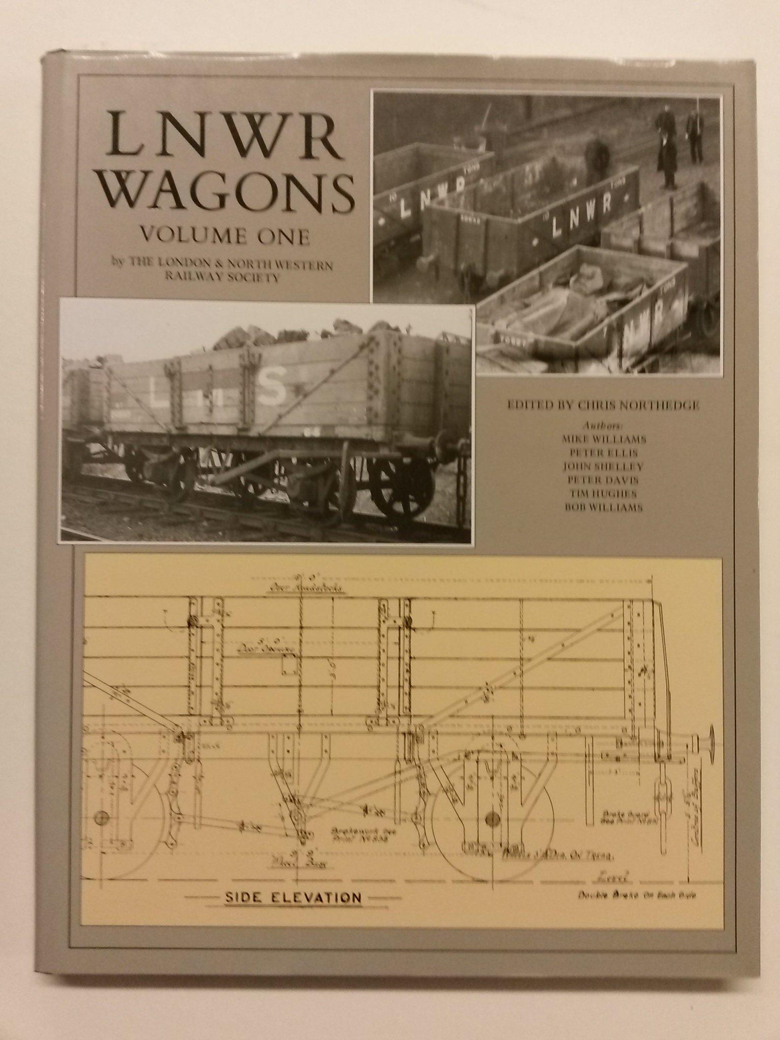 LNWR Wagons: v.1 (Vol 1) pdf