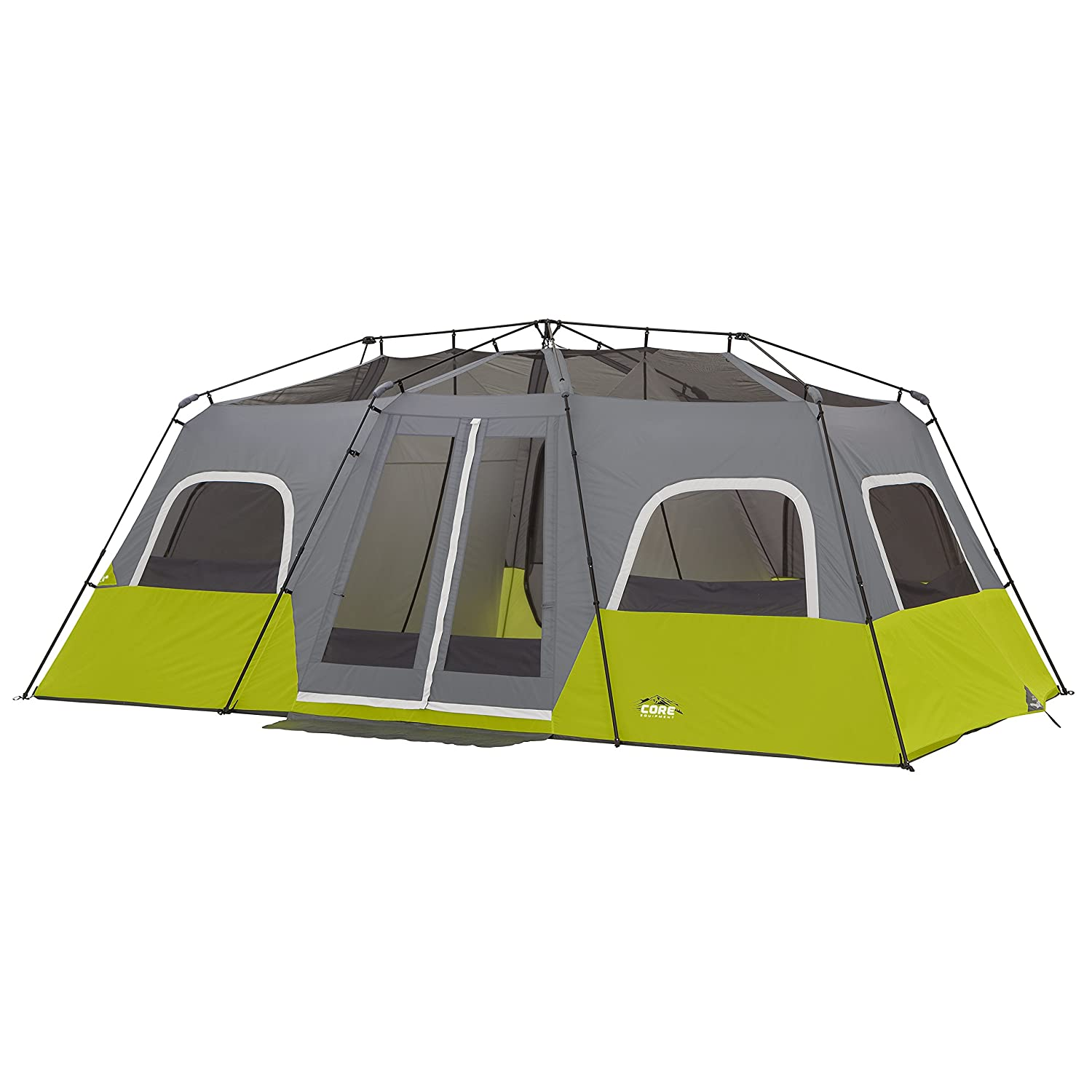 Amazon.com  CORE 12 Person Instant Cabin Tent - 18u0027 x 10u0027  Sports u0026 Outdoors  sc 1 st  Amazon.com & Amazon.com : CORE 12 Person Instant Cabin Tent - 18u0027 x 10 ...