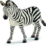 Schleich Zebra Female Toy Figure