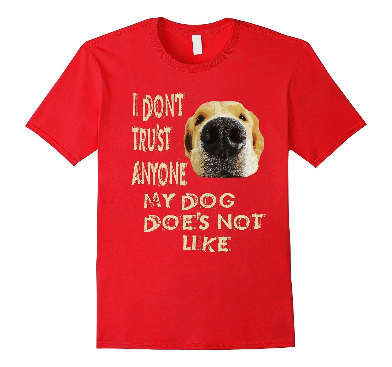 Dog T-Shirt Dog Lover Pet Animal Protection Activist-BN
