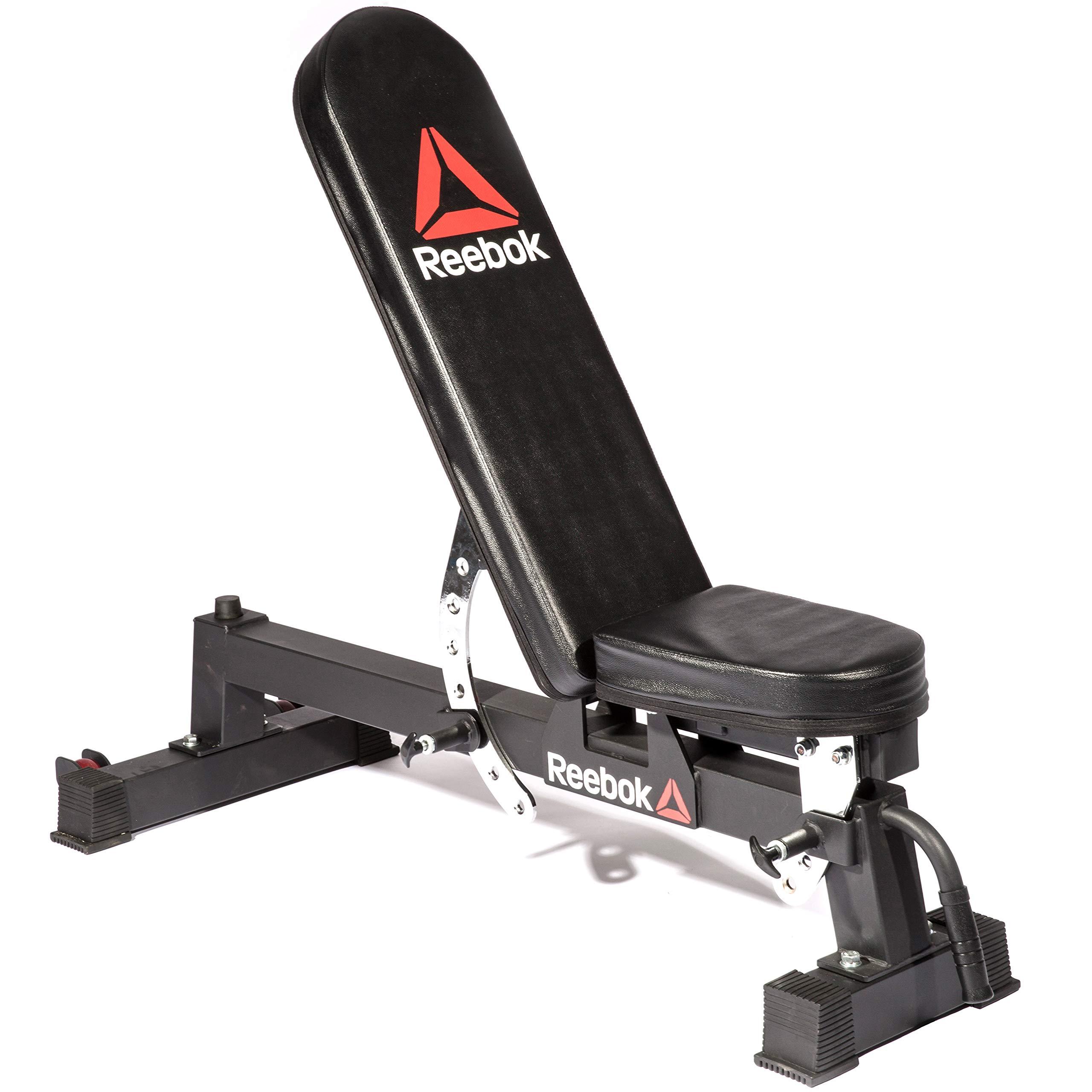 Reebok Pro Utility Bench by Reebok Fitness