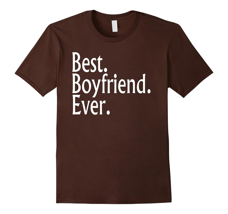 Best Boyfriend Ever T Shirt Black-Veotee
