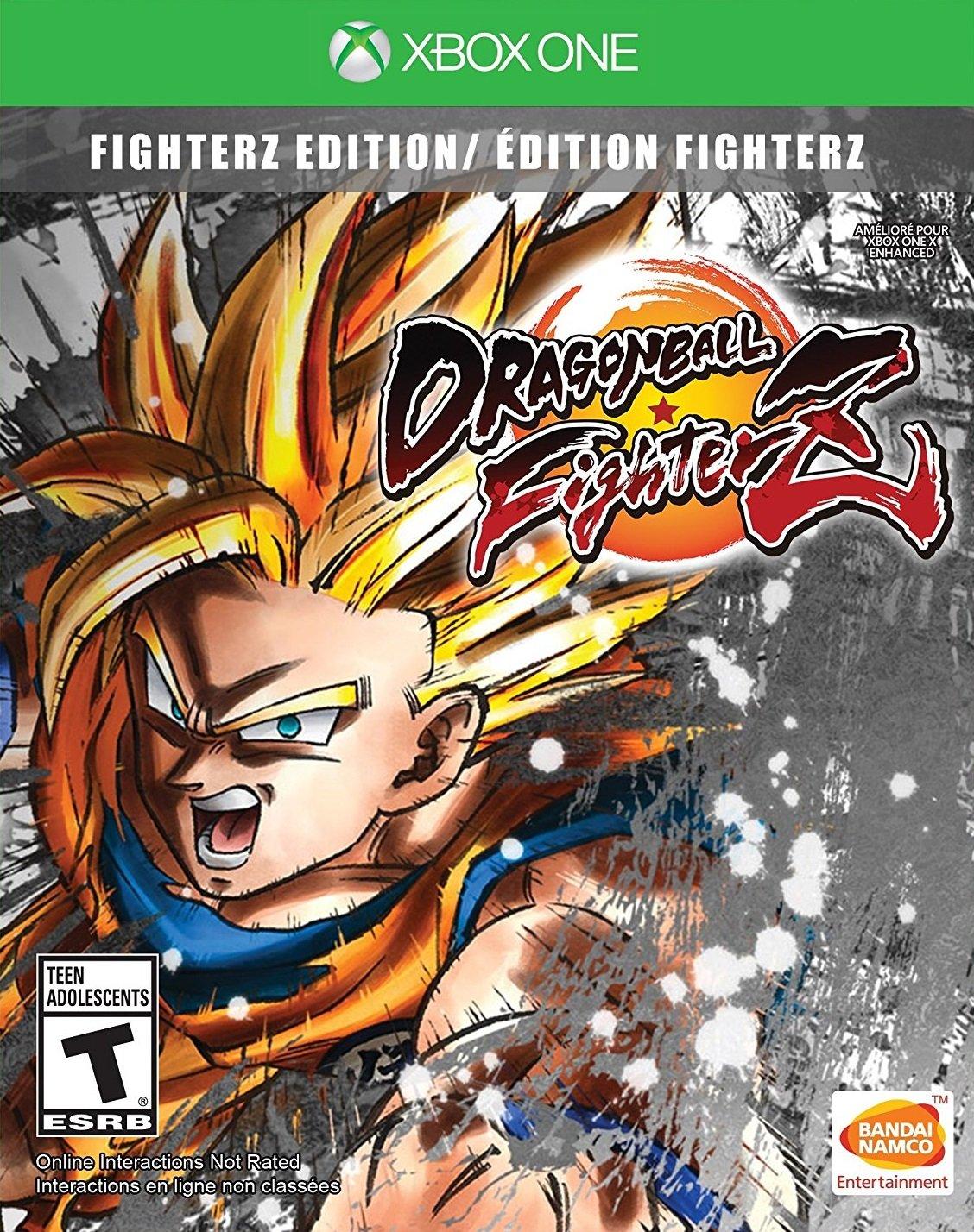 Dragon Ball FighterZ - Fighterz Edition - Xbox One [Digital Code]