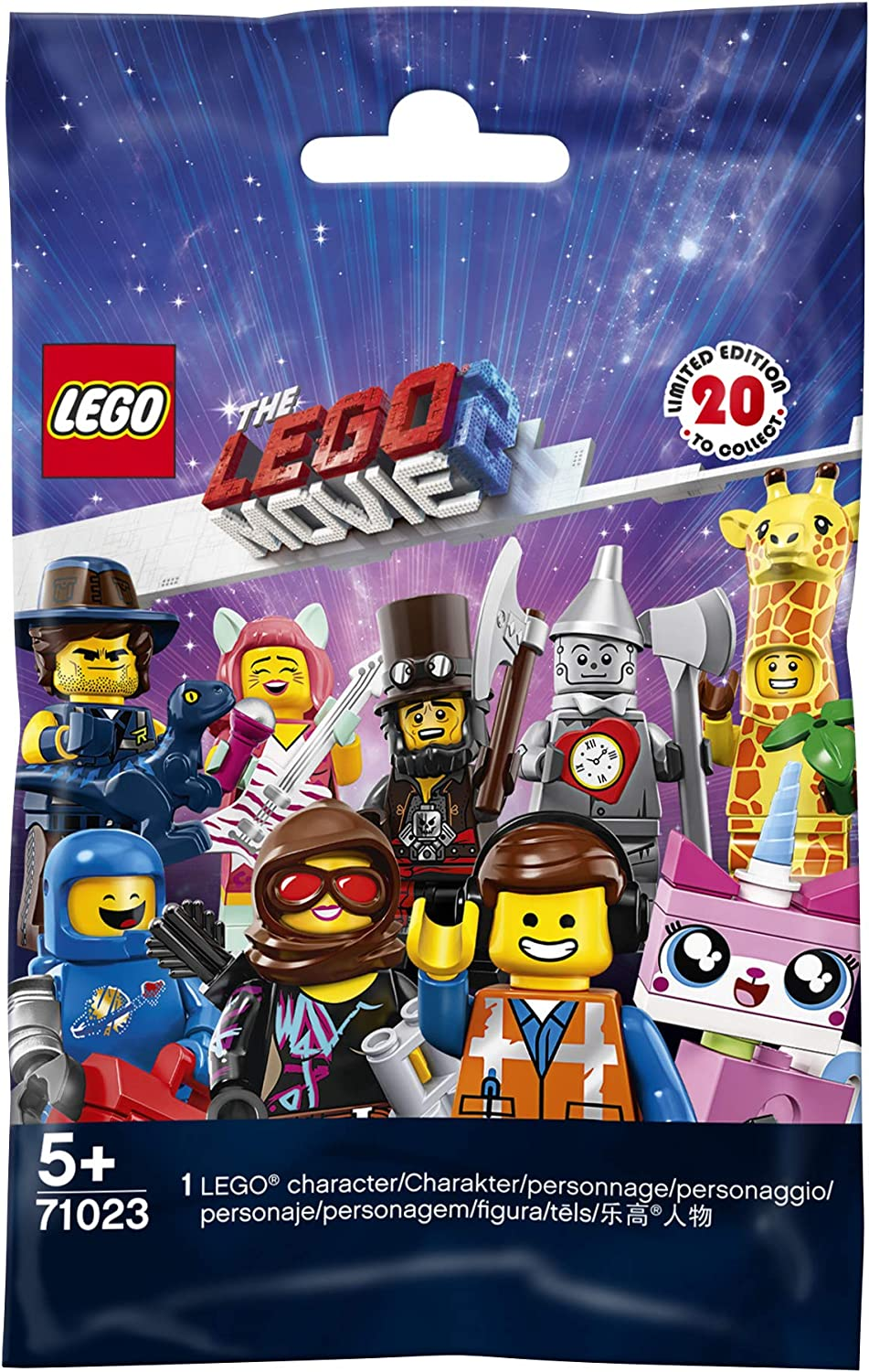 71023 NEUF et FERMÉ lego CHOOSE your MINIFIGURES série MOVIE 2 réf