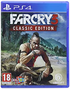 Far Cry 3 Classic Edition (PS4)