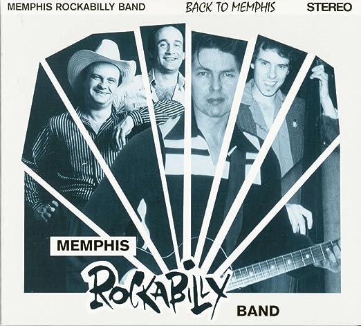 Back To Memphis - Digipack