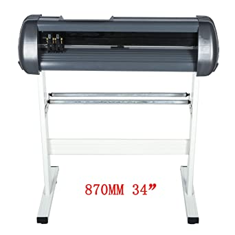870MM VINYL Cutter Sign Cutting Plotter 34