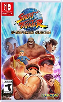 Street Fighter 30th Anniversary Collector Edition for Nintendo Switch