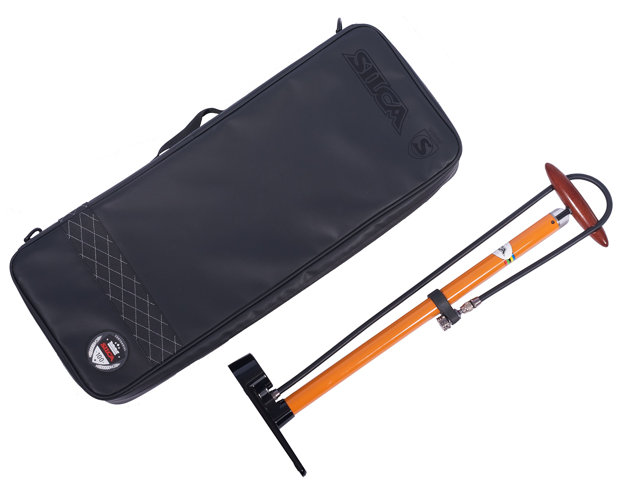 SILCA Pista Bicycle Floor Pump w/ Track Pack