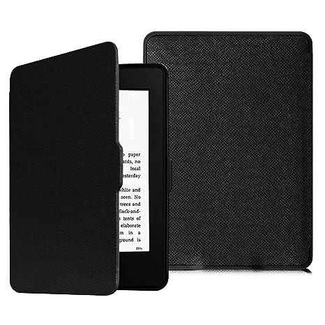 Fintie Hülle für Kindle Paperwhite - Die dünnste und leichteste Schutzhülle mit auto Sleep/Wake Funktion (Nicht geeignet für