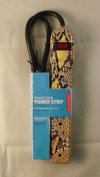 Review Snake Skin Power Strip