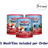 Disney PLANES-Fire and Rescue Mash'Ems (choices may vary) Blind Pack Capsule - 3 Pack (3 Mashems Capsules per order) - mini Action Figures