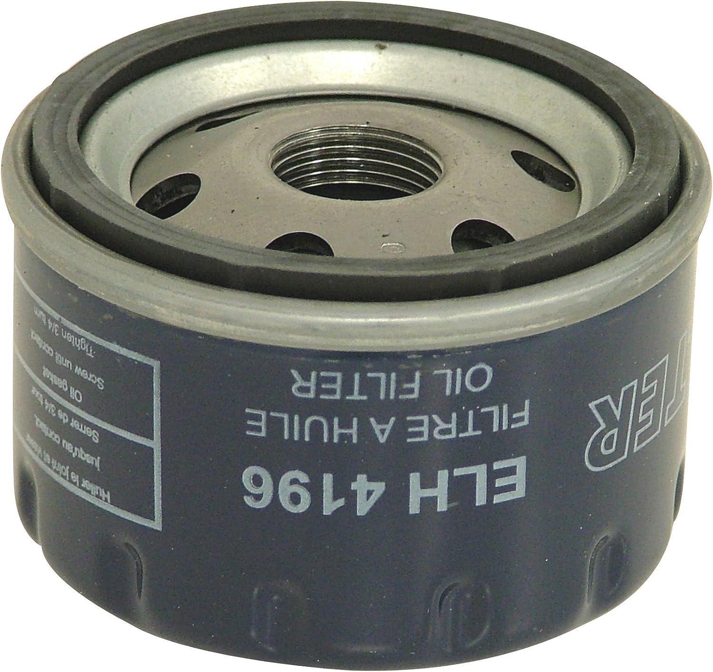 Mecafilter ELH4196 - Filtro De Aceite: Amazon.es: Coche y moto