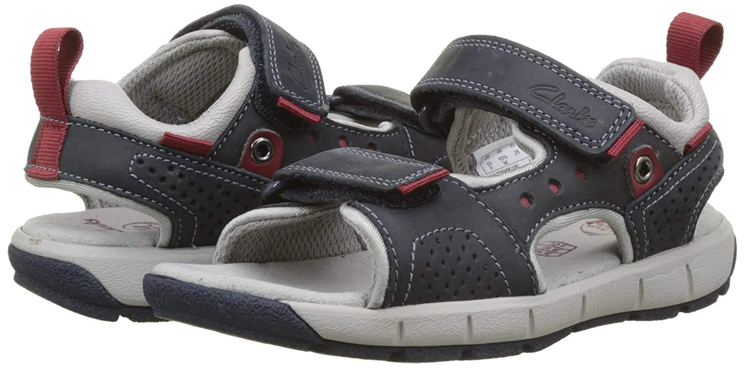 Clarks Boys Jolly Wild Inf Sling Back Sandals