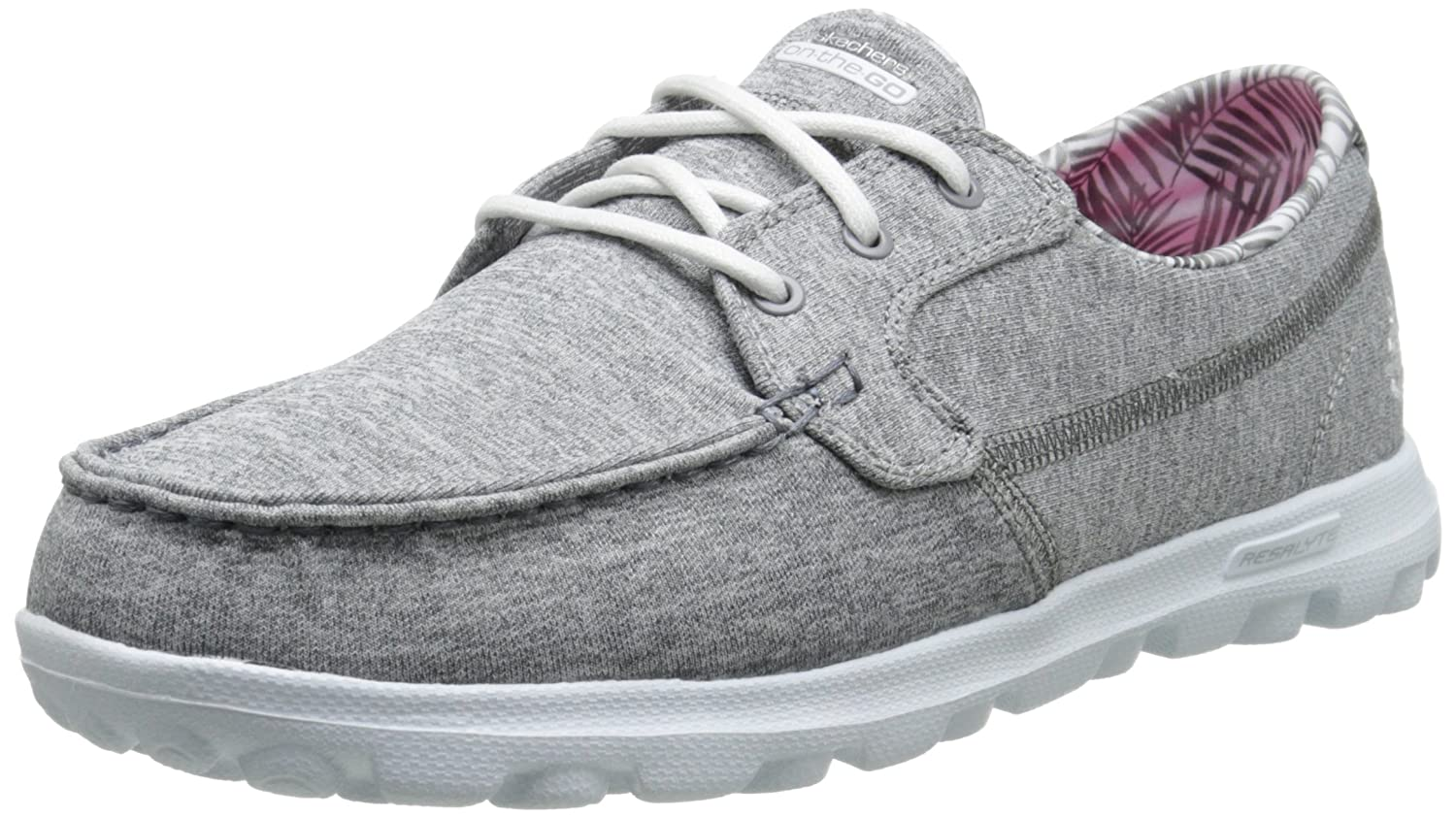 Skechers on-The-Go - Mist Damen Tennisschuhe  41 EU|Charcoal Heather