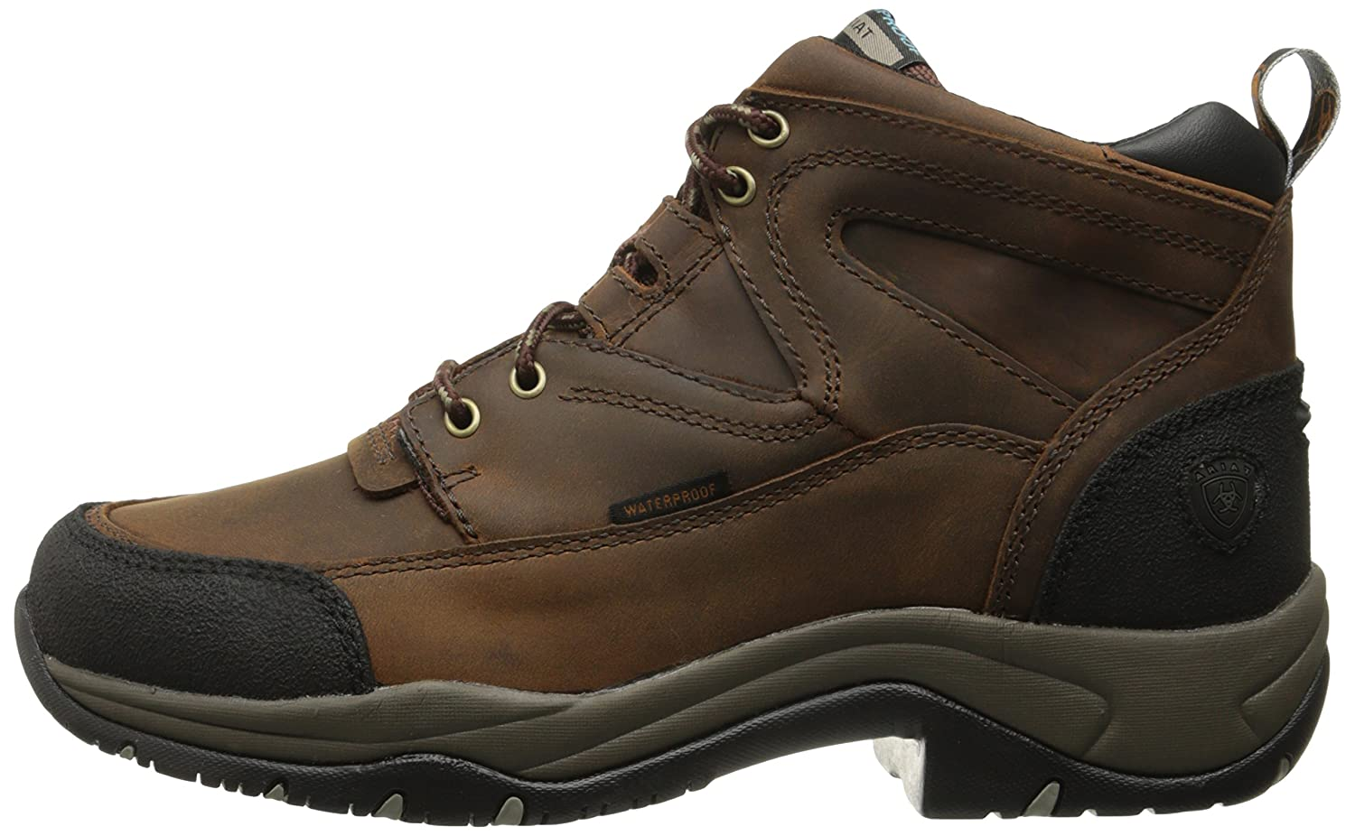 Ariat Women's Terrain H2O Hiking Boot Copper B0012MMWKG 7.5 B(M) US|Copper