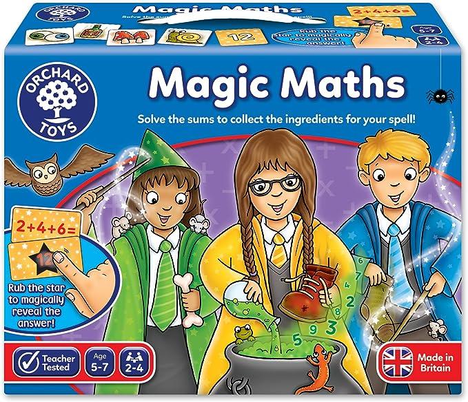 Orchard Toys – Juego de Magia: Amazon.es: Juguetes y juegos