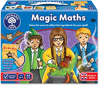 Orchard Magic Math (103505)