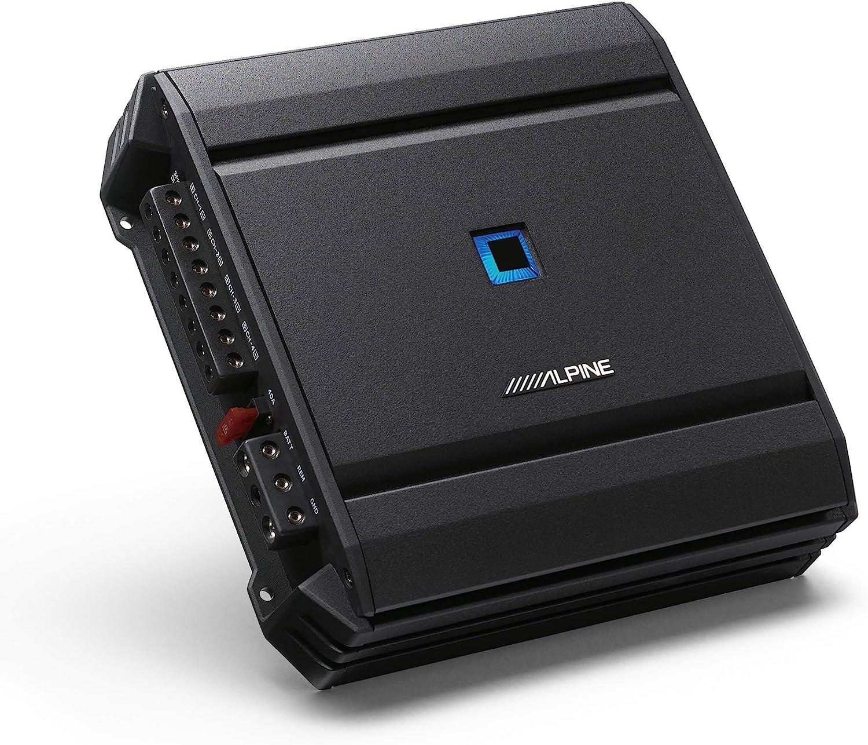 Alpine S-A32F S Series 4-Channel Digital Amplifier