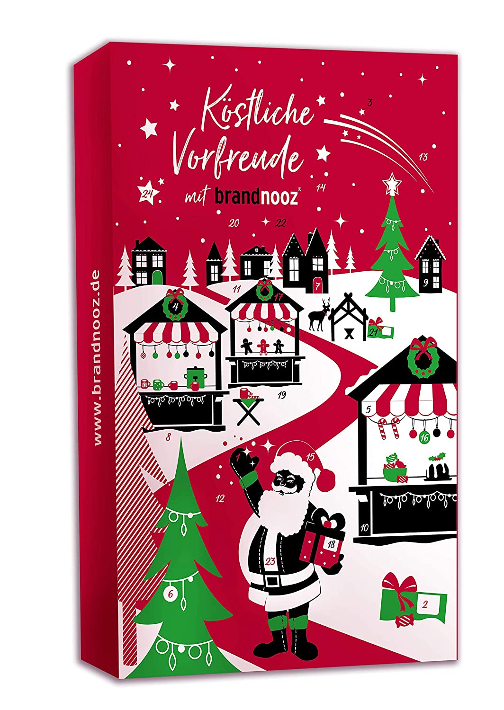 Brandnooz - Riesen Weihnachts XXL Adventskalender | 24x ...