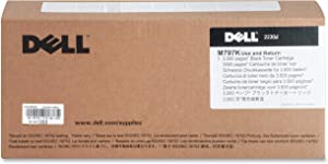 Dell M797K Black Toner Cartridge 2230d Laser Printer