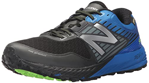 Amazon.com | New Balance Men's 910V4 Gore-Tex Running Shoe | Trail ...