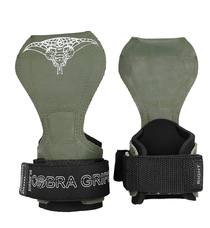【オンライン限定商品】 (グリップパワーパッド) Grip Power Green Pads®コブラグリッププロ ウェートリフティング用手袋 パワーリフティングフックに代わる頑丈なストラップ Grip Rubber デッドリフト用 調節ネオプレンパッド入りリストラップサポート ボディビル向け B07CZ5GXRT PRO Green Rubber PRO Green Rubber, コカワチョウ:5d371468 --- arianechie.dominiotemporario.com