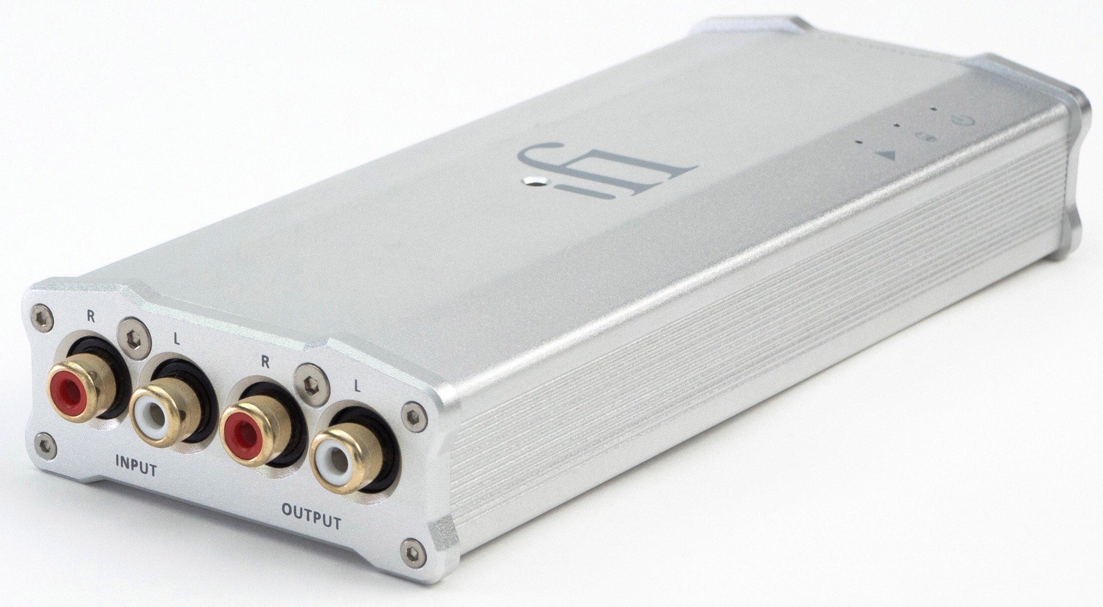iFi Micro iTube Tube Buffer and Preamp by IFI