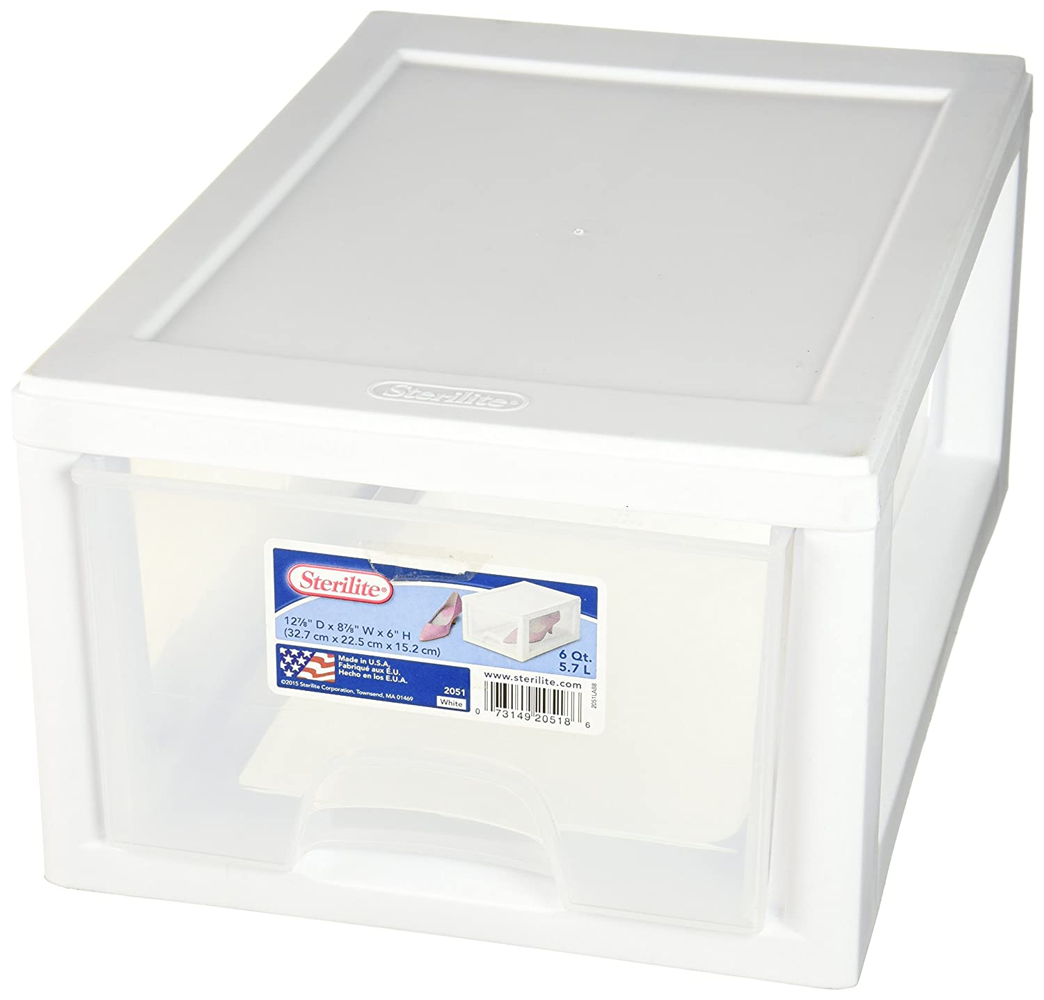Sterlite Storage Boxes Buy Online Long Box Drawer With