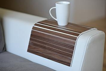 Holz Sofa Arm Tablett Bildschirmschutzfolien Armlehne Tisch Sofa