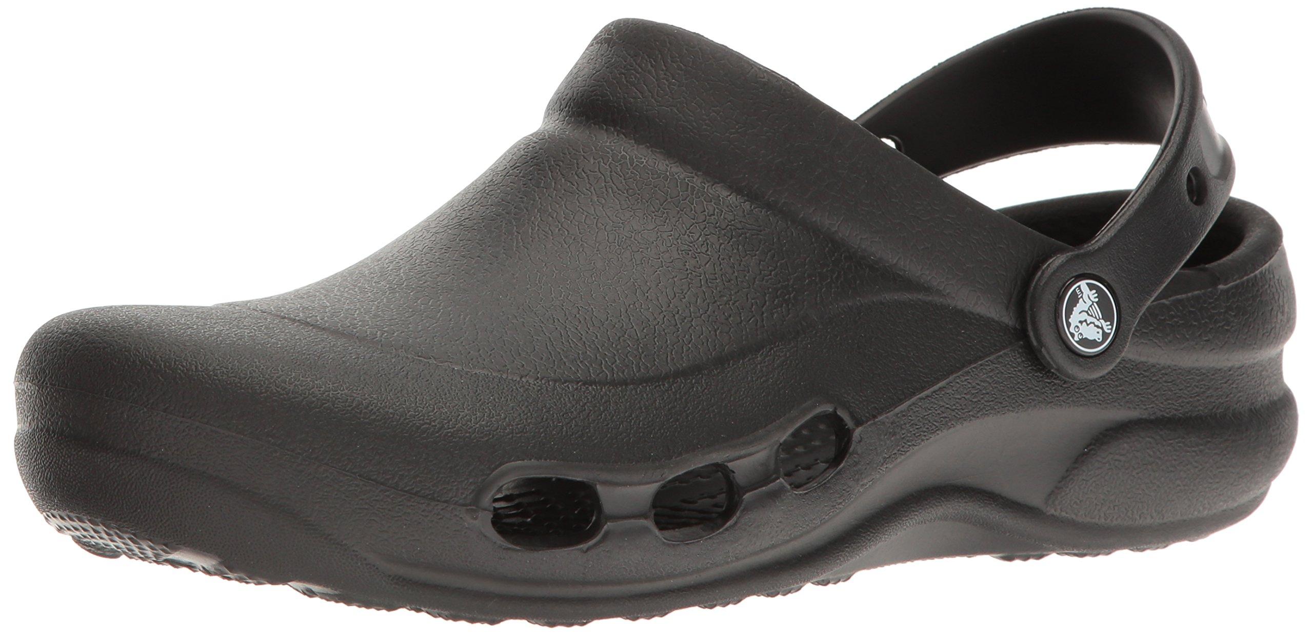 Crocs Unisex Specialist Vent Clog,  Black, 8 M US Mens / 10 M US Womens by Crocs