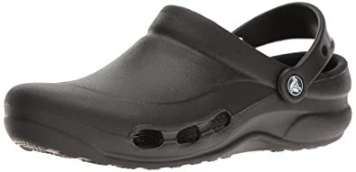 Crocs Unisex Specialist Vent Clog, Black, 11 US Men / 13 US Women