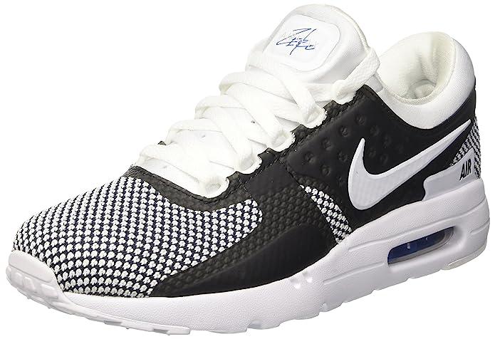 Nike Air Max Zero Essential Sneakers Herren Schwarz/Weiß