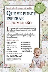 Qué se puede esperar el primer año (Prácticos) (Spanish Edition) Paperback