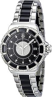 ca70de5f36e Amazon.com  TAG Heuer Women s WAH1214BA0859 Formula 1 Ceramic Watch ...