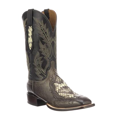 37f32232292 Lucchese Bootmaker Men's Bartley Western Boot