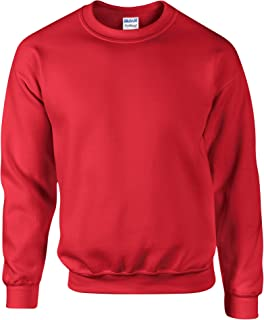 Gildan DryBlend Adult Set-In Crew Neck Sweatshirt (13 Colours)