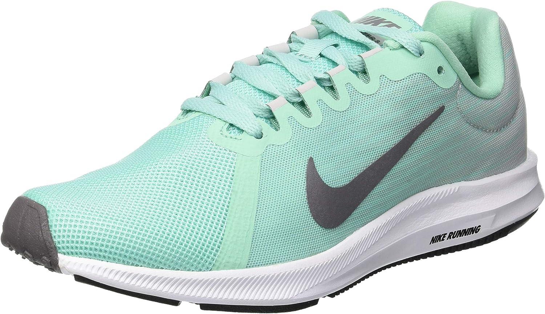 Nike Women s Downshifter 8, Emerald Rise Gunsmoke Size 7.5 M US