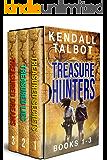 Treasure Hunters Box Set: Complete series Box Set: Books 1-3