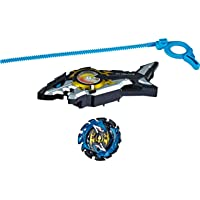 BEYBLADE Burst Turbo Slingshock Riptide Blast Set -- Right/Left-Spin Launcher with...